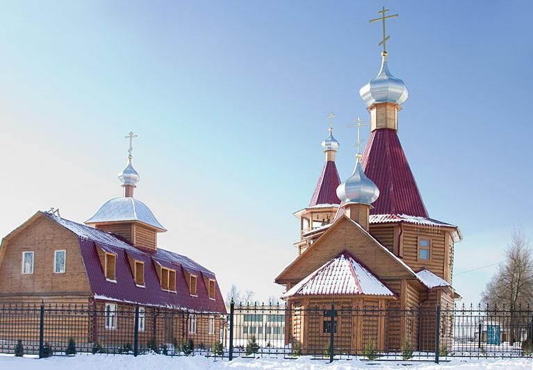 Храм св.мч. Меркурия Смоленского